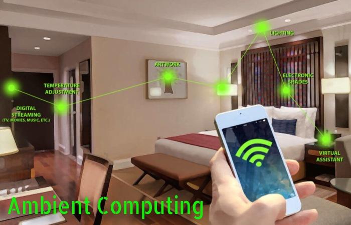 Ambient Computing