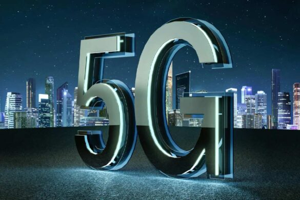 5G Telecommunications Stages