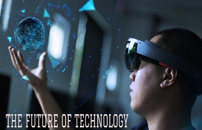 AR Future tech