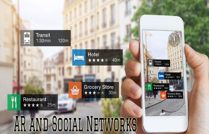 AR and Social Network