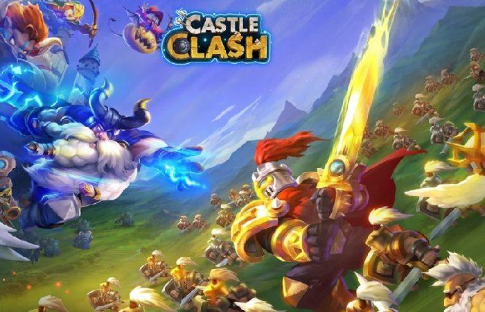 Castle Clash_ Guild Royale