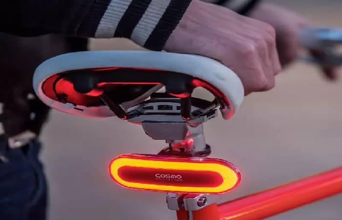 Cosmo Ride bike light