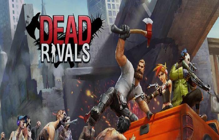 Dead Rivals – Zombie MMO
