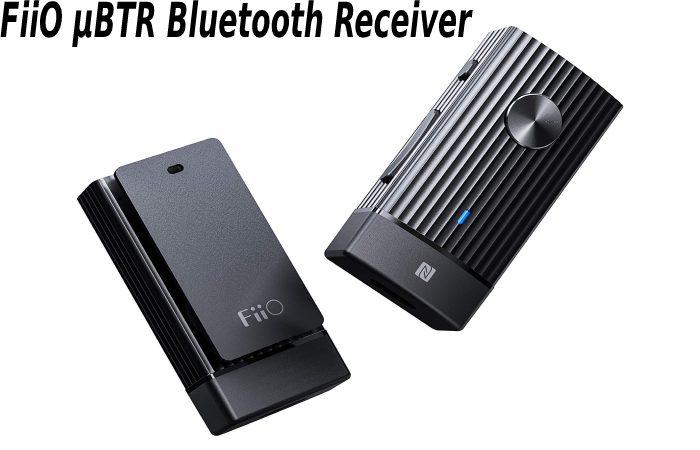 FiiO μBTR Bluetooth Receiver