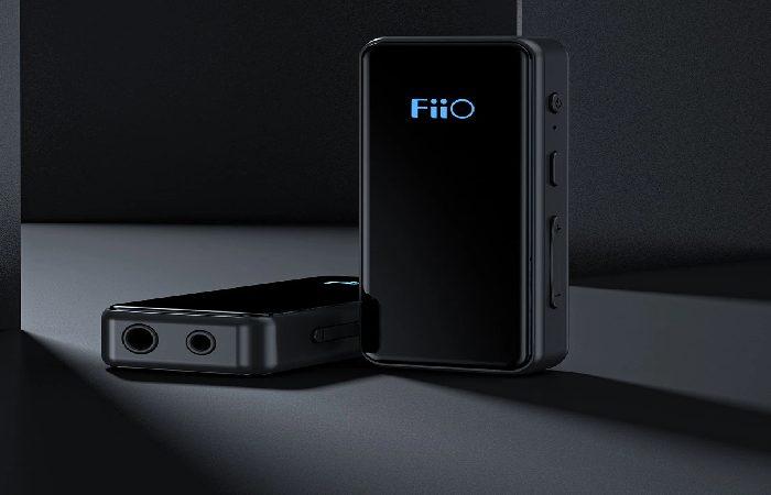 FiiO Portable High-Fidelity Bluetooth Amplifier-BTR3K