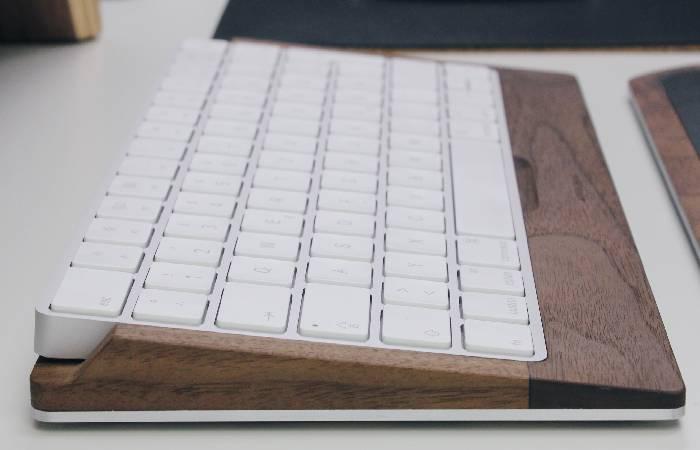Grovemade Wood Keyboard Tray
