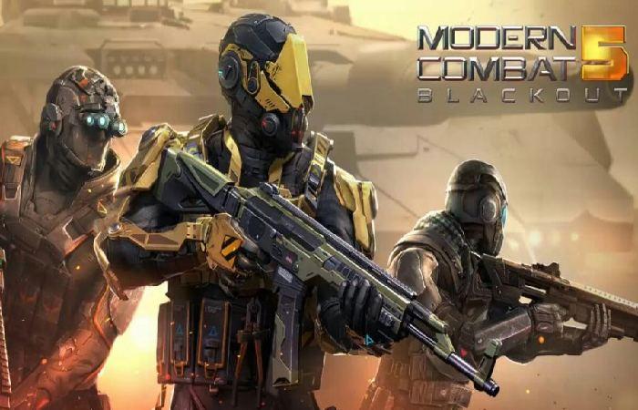 Modern Combat 5_ eSports FPS