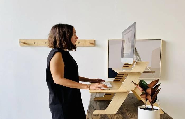 RLDH Alto minimal standing desk