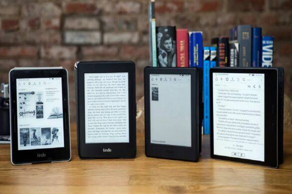 The best e-readers of 2021