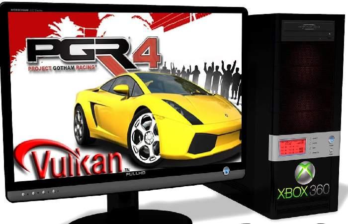 XBOX 360 on Windows PC