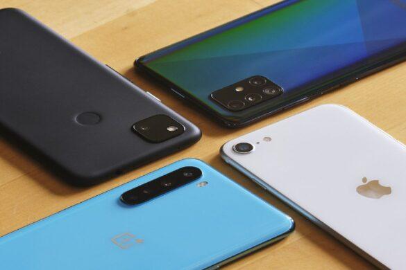 best cheapest mid-range smartphones