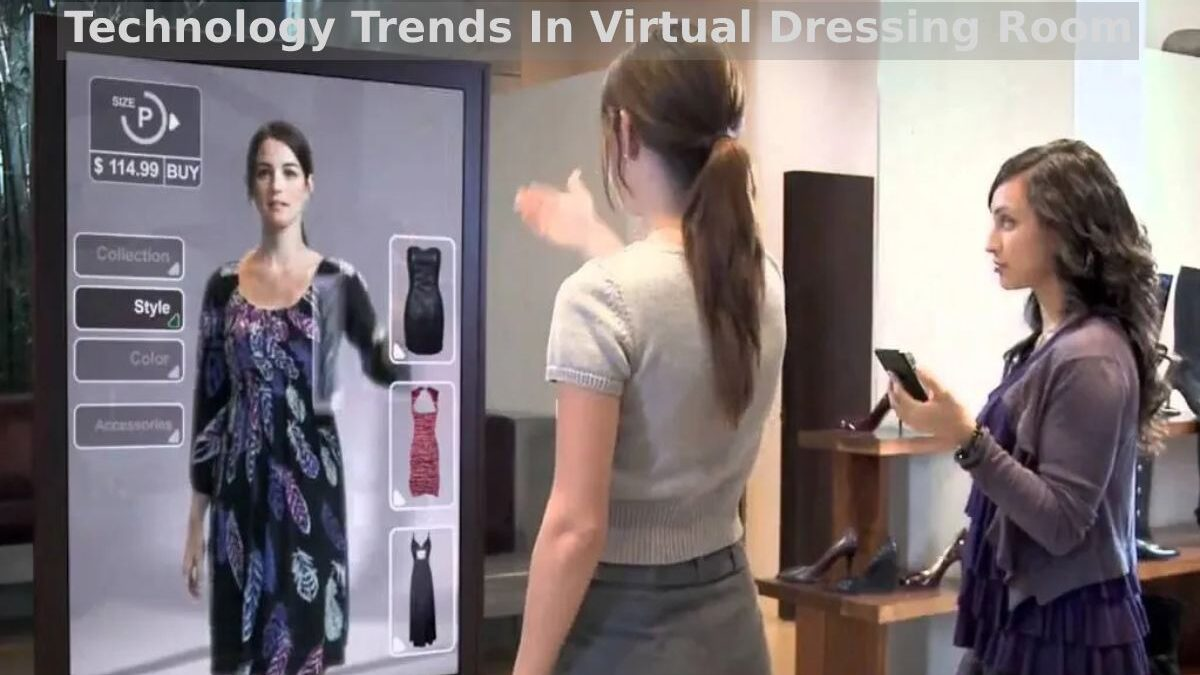 Technology Trends In Virtual Dressing Room: What Exactly Is It?